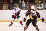 Hokejisti MHK Dolný Kubín uzavreli základnú časť víťazstvom proti Senici.