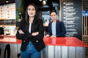 Majitelia reštaurácií Pho Lucia Huong Šimeková a David Thang Tran