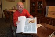 Jaroslav Giláni sa o PCB v Chemku zaujímal aj po odchode do dôchodku.