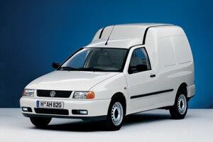 Volkswagen Caddy druhej generácie (1995-2003).