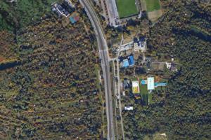 Lokalita, v ktorej má vyrásť projekt spoločnosti Penta Real Estate.