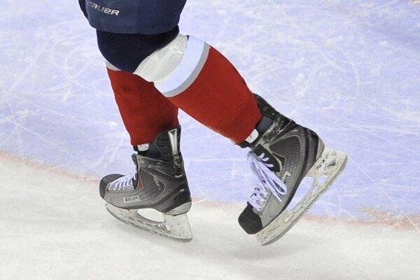 Ľad na prievidzskom zimnom štadióne už využívajú hokejisti.