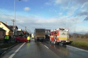 Nehoda pri Bolerázi