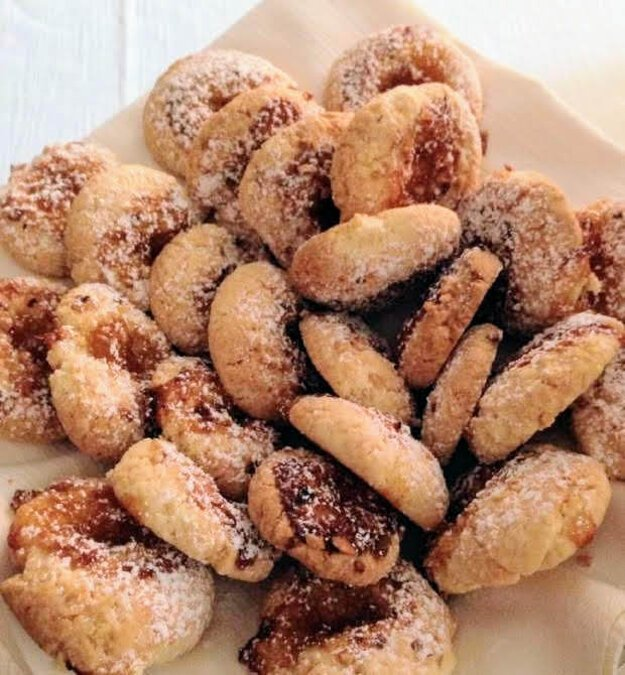 Kokosovo-ovsené sušienky
