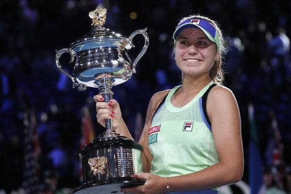 Keninová otočila finále s Muguruzovou a získala titul.