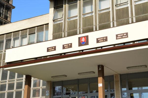 Krajský súd v Košiciach.