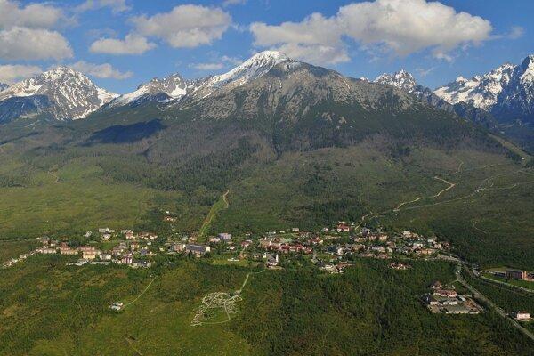 Vysoké Tatry.