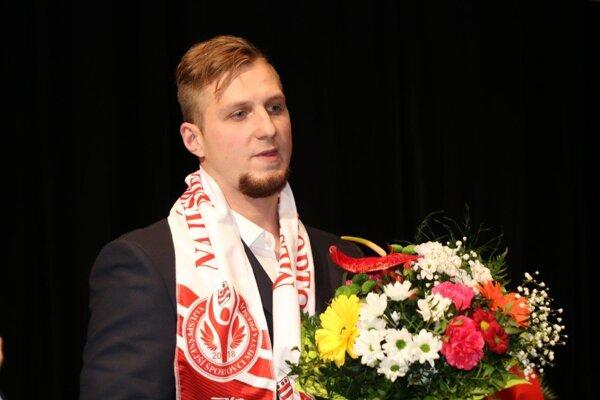 Igor Čupryna triumfoval v ankete aj vlani.