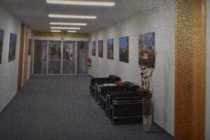 Vizualizácia chystanej rekonštrukcie sídla PSK.