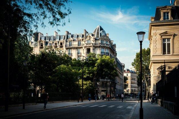 Zeleň v Paríži dáva mestu v každom ročnom období inú atmosféru