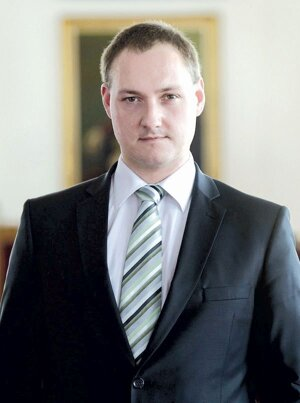 Dekan doc.JUDr. Eduard Burda, PhD.