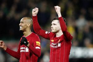 Hráči FC Liverpool.