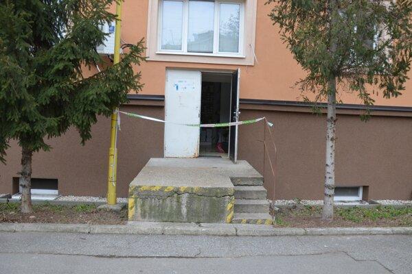 Vykradnutá lekáreň v mestskej časti Staré Mesto.