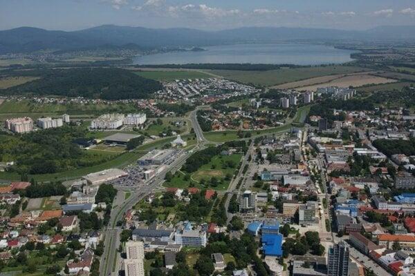 Mesto Michalovce.