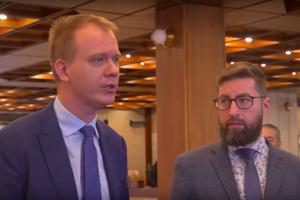 Miroslav Beblavý a Martin Poliačik
