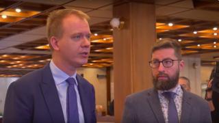 Poslanci okolo Beblavého opäť donútili Danka prerušiť schôdzu (video)