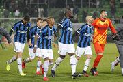 Futbalisti Inter Miláno.