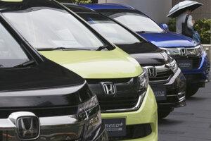 Honda - ilustračná fotografia.