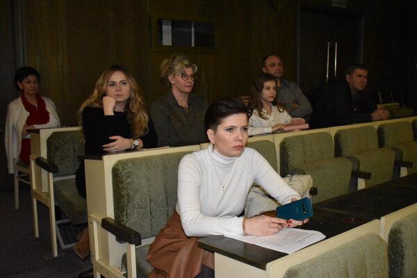 V Humennom predstavili projekty participatívneho rozpočtu.