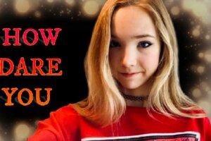 Profilová fotka Naomi Seibtovej na Facebooku.