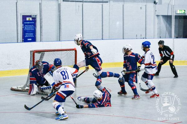 Slovensko má na konte dva svetové tituly v kategórii hráčov do 16 rokov. O ďalší zabojujú hokejbalisti v júli v Žiline.
