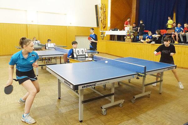 Z prvého turnaja v Istebnom.