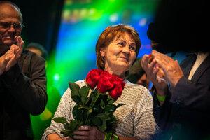 Voľby 2020: Anna Remiášová.