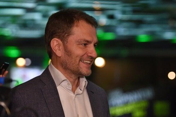Voľby 2020:Igor Matovič a jeho strana OĽaNO má v parlamente najviac poslancov.