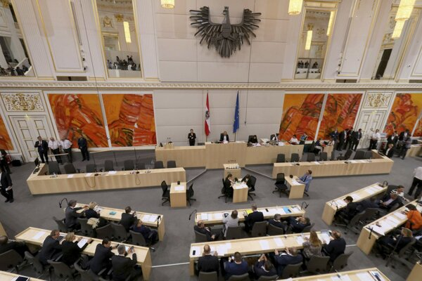 Rakúsky parlament