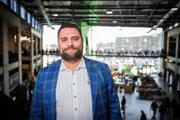 Konateľ spoločnosti FreshMarket Andrej Slezko.