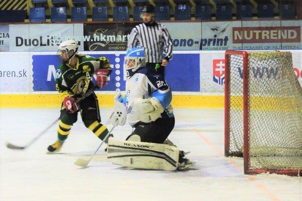 Martinčanky výborne vstúpili do finálovej série proti Prešovčankám.