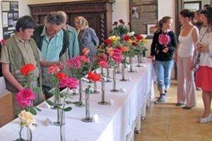 Slávnosť ruží je lákadlom pre domácich aj turistov.