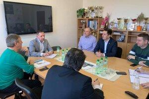 V Žiari nad Hronom v utorok (10.3.) rokoval krízový štáb mesta.