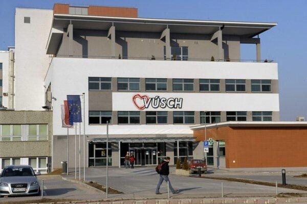 VÚSCH Košice.