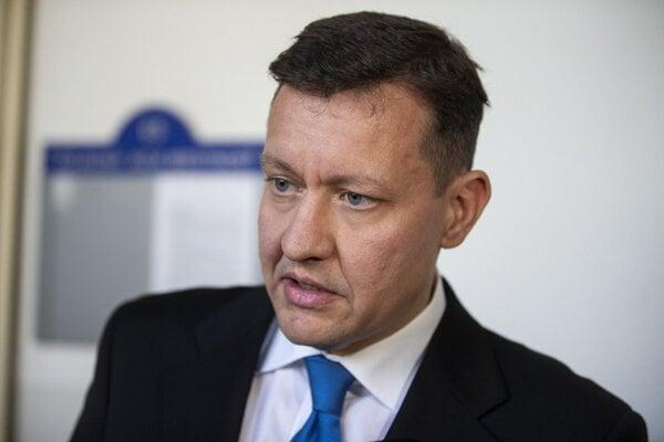 Daniel Lipšic je dnes známy najmä ako advokát advokát rodiny Kuciakovcov v prípade vraždy novinára a jeho snúbenice.