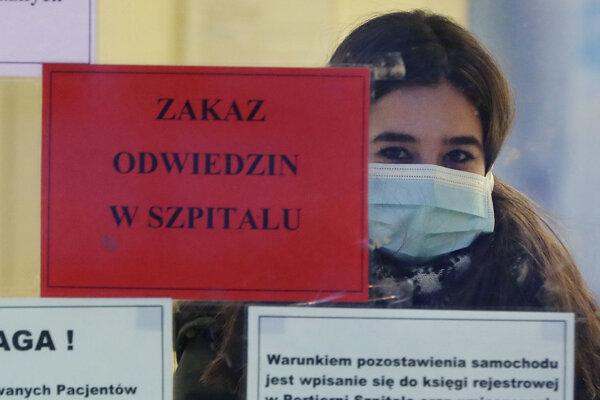 Poľsko má už 150 nakazených koronavírsom.