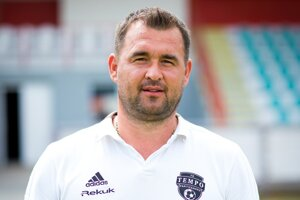 Miroslav Maťaše je v súčasnosti trénerom piatoligových Krušoviec.
