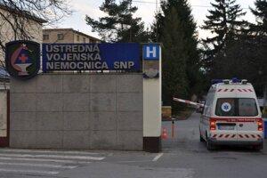 Do Ružomberka zvážajú nakazených pacientov zo Žilinského kraja.