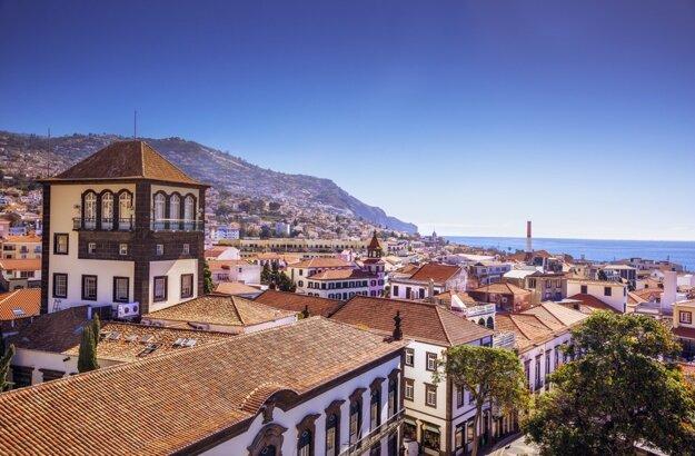 Centrum mesta Funchal