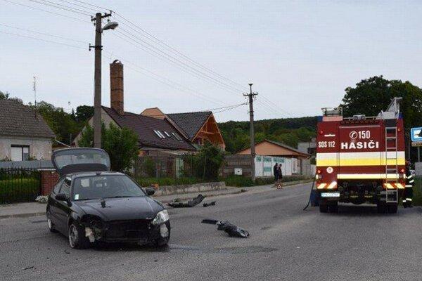 Len pred pár dňami zrazil mladík na Honde v Ratnovciach dve ženy.