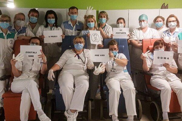 Oddelenie chirurgie.