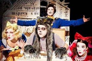 Divadlo Jonáša Zábroského v Prešove ponúklo inscenácie pre divákov na internete.