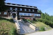 Hotel Granit na Smrekovici.