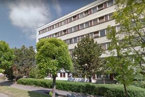 Internát SOŠ hotelových služieb a dopravy v Lučenci.