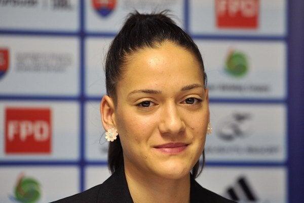 Michaela Pešková.