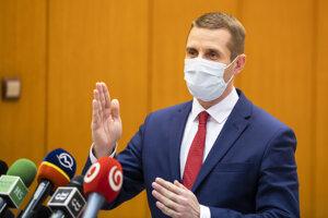 Štátny tajomník Ministerstva zahraničných vecí a európskych záležitostí Slovenskej republiky Martin Klus (SaS).