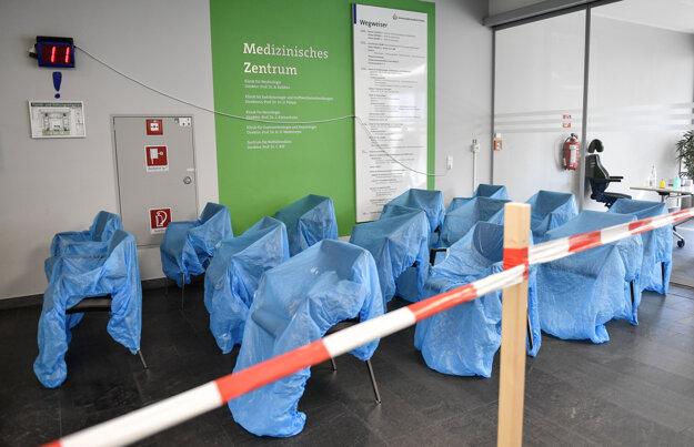 Situácia v Nemecku počas koronavírusu.