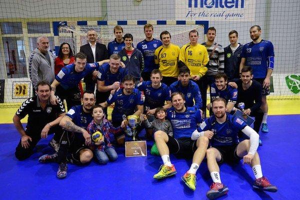 Mužstvo Sporty Hlohovec domáci turnaj vyhralo.