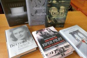 Aj keď je knižnica zatvorená, pripravuje pre čitateľov množstvo nových titulov.
