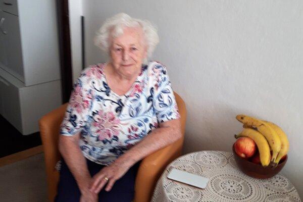Paulína Bardíková je životnou optimistkou, verí, že aj súčasnú krízu zvládneme.
